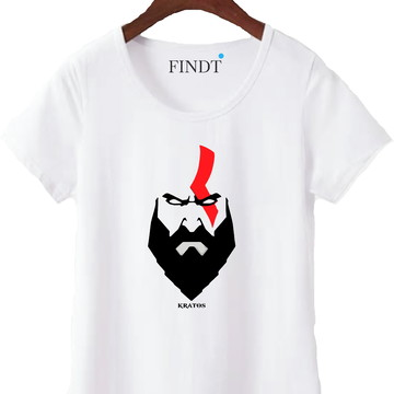 Camiseta - Kratos