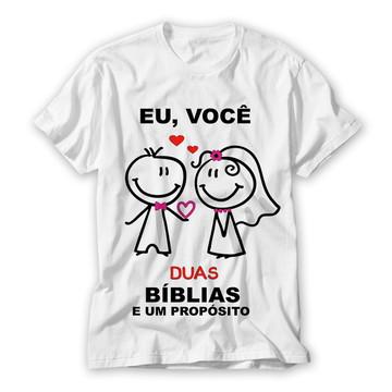 Camiseta Eu e Você