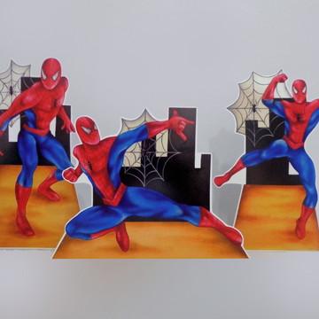 Display de Mesa Homem Aranha