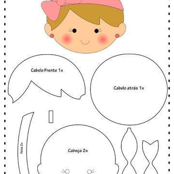 00114 CONVERSÃO MOLDES PDF ou IMAGEM PARA ARQUIVO DE CORTE