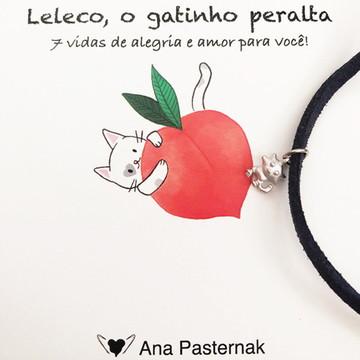 Gatinho Leleco, Choker ou Pulseira