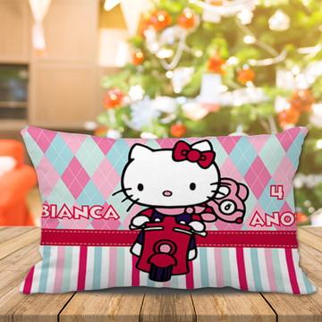 Almofada personalizada Hello kitty