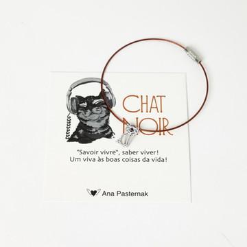 Pulseira Chat Noir