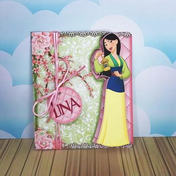 Convite Mulan