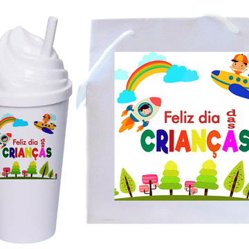 Brinde Dia das Crianças - Festa dia das crianças - Brinde