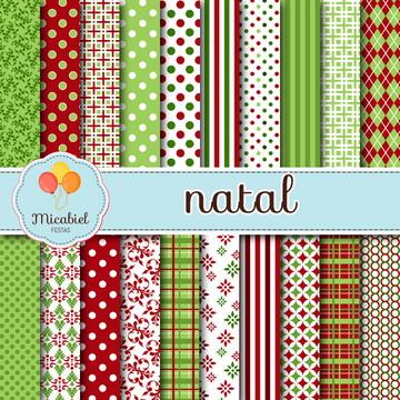 Papel Digital - Natal (básico)