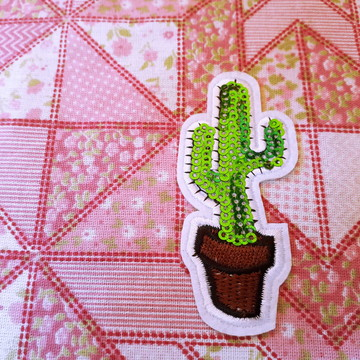 Patch cacto