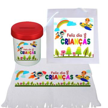 Lembrança Igreja - Brinde Evangélico - Dia Das Crianças