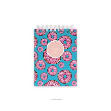 Pretty Bloquinho - Donuts Mania