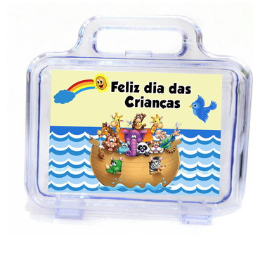 Brinde para o dia das crianças - Brinde Personalizado