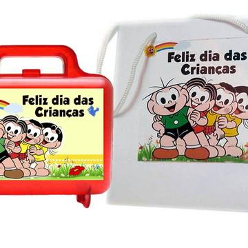 Presente criativo - Feliz dia das crianças - Brinde Crianças