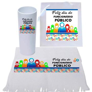 PRESENTE CRIATIVO FUNCIONÁRIO PÚBLICO - FUNCIONÁRIOS