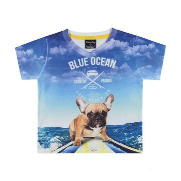 Camiseta Dog Infantil