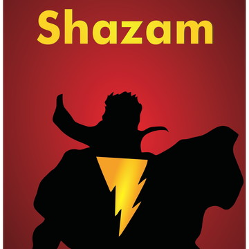 Banner Shazam