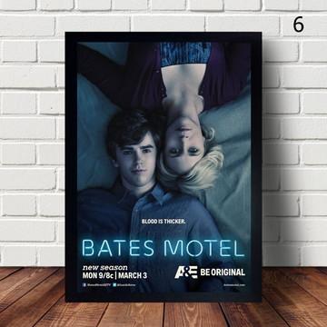 Quadro Bates Motel