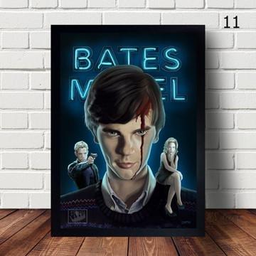 Quadro Poster Bates Motel