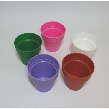 Mini Vaso Colorido