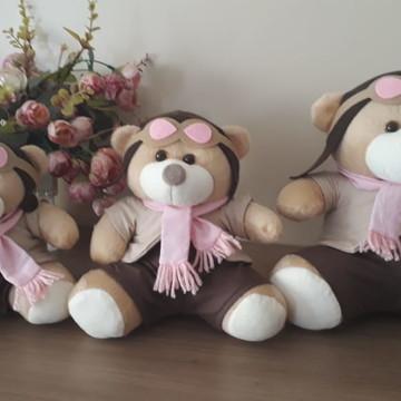 Trio De Ursas Aviadora