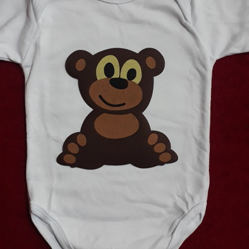 Body Personalizado de Urso
