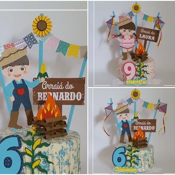 Arquivos de corte topo bolo festa junina
