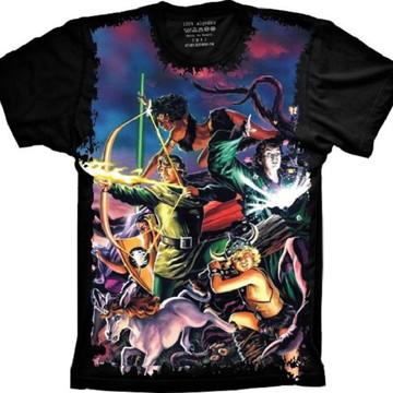 Camiseta Caverna Do Dragao