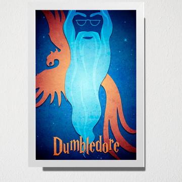 Quadro A5 Dumbledore