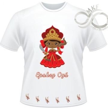 Camiseta Orixas Child - Iansa