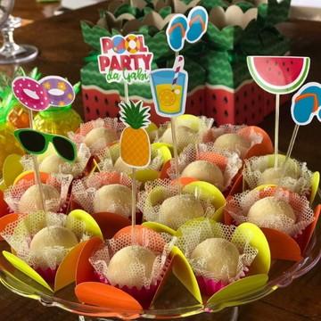 Kit festa Pool Party