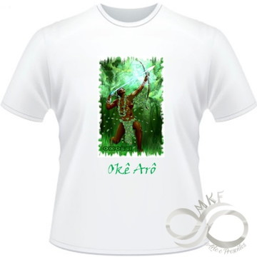 Camiseta Orixas Child - Oxossi
