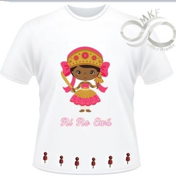 Camiseta Orixas Child - Ewa