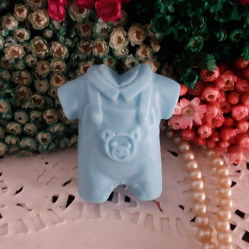 Mini Sabonete Roupinha de Bebê