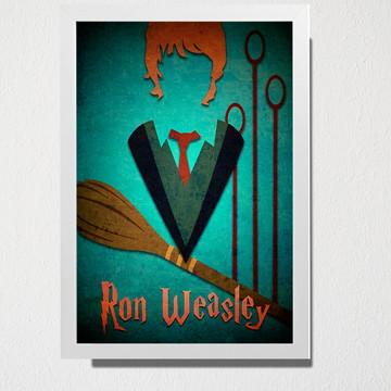 Quadro A5 Ron Weasley