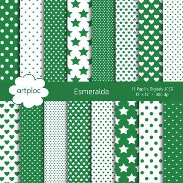 Papel Digital Esmeralda