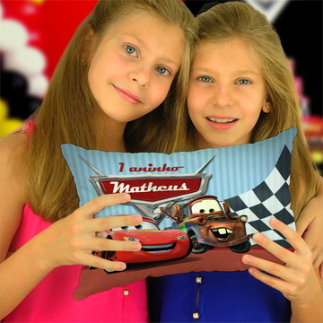 Carros Almofadas Personalizadas Festa Carros