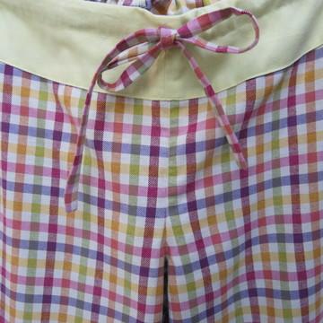 Calça de Flanela - Pijama Adulto Feminino