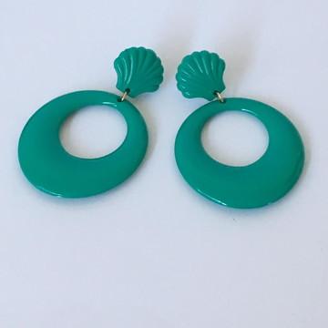 Brinco Color - Verde