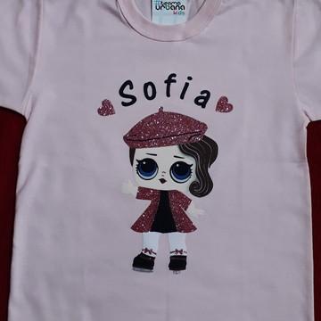 Camiseta Personalizada da Lol
