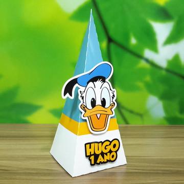 Caixa Cone Pato Donald
