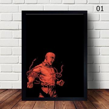 Quadro Decorativo Lex Luthor