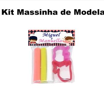 Kit Massinha Modelar Bailarina / Soldadinho