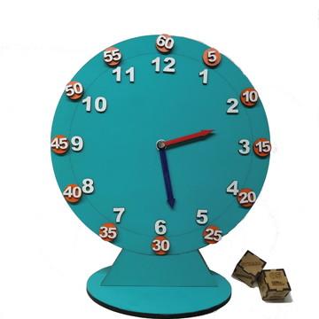 Relógio pedagógico - AM027