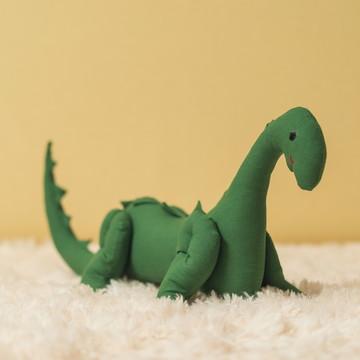 Dinossauro de pano