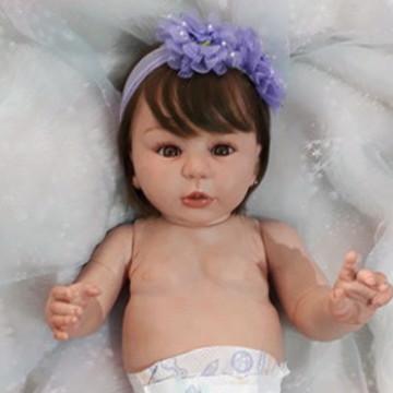Bebê Reborn Corpo inteiro Menina