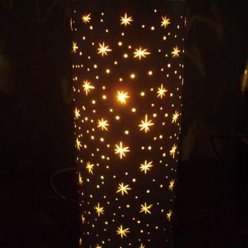 Luminária estrelinhas