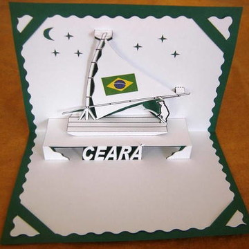10919 Jangada Ceará