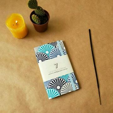Caderno de mentalização - 7 objetivos