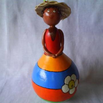 Boneca de Cabaça