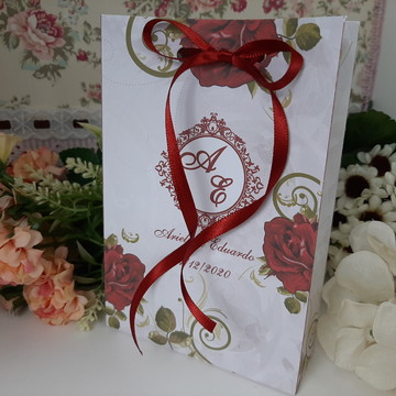 Convite de padrinhos ou madrinhas de casamento