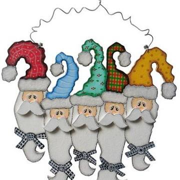 Cordão Papai Noel 5