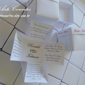 Convite Caixinha